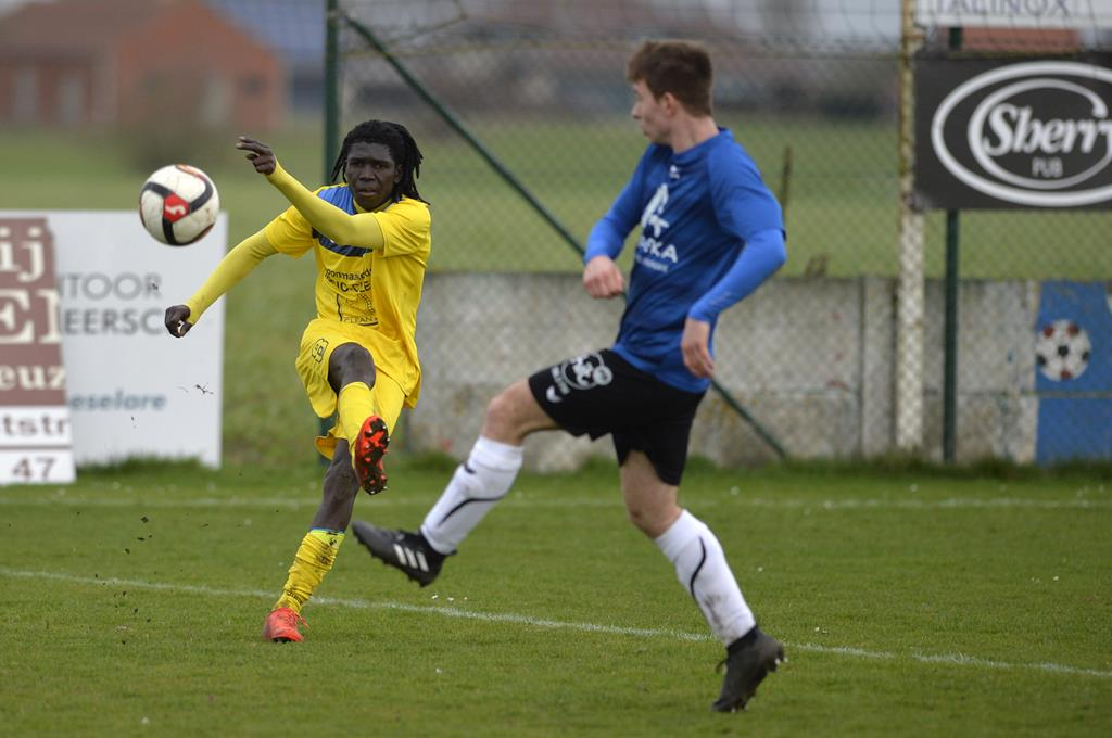 KSV De Ruiter - Bredene 2-0