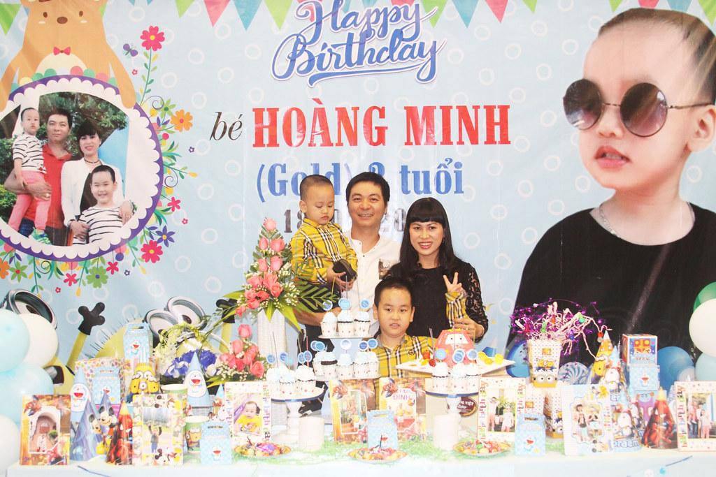 Mừng sinh nhật Hoàng Minh