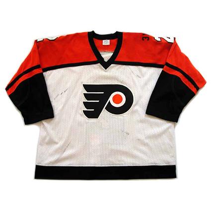 Philadelphia Flyers 1985-86 F jersey