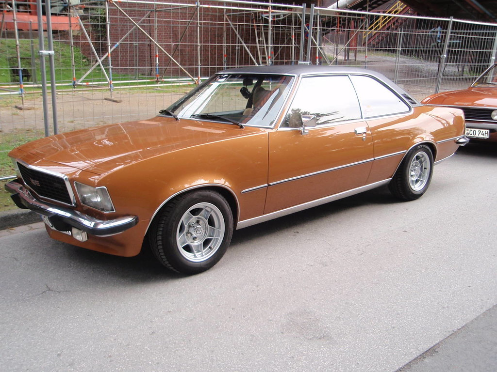 opel commodore b gs e coupe mod 1976 granada uwe flickr. Black Bedroom Furniture Sets. Home Design Ideas