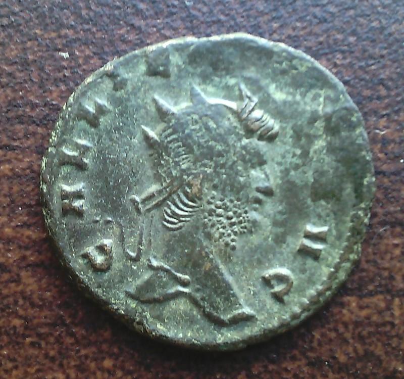 Antoniniano de Galieno. DIANAE CONS AVG. Roma 22206174048_a82ea9c90c_c