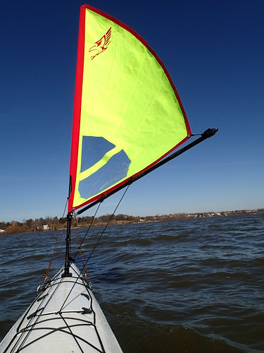 Falcon Kayak Sail