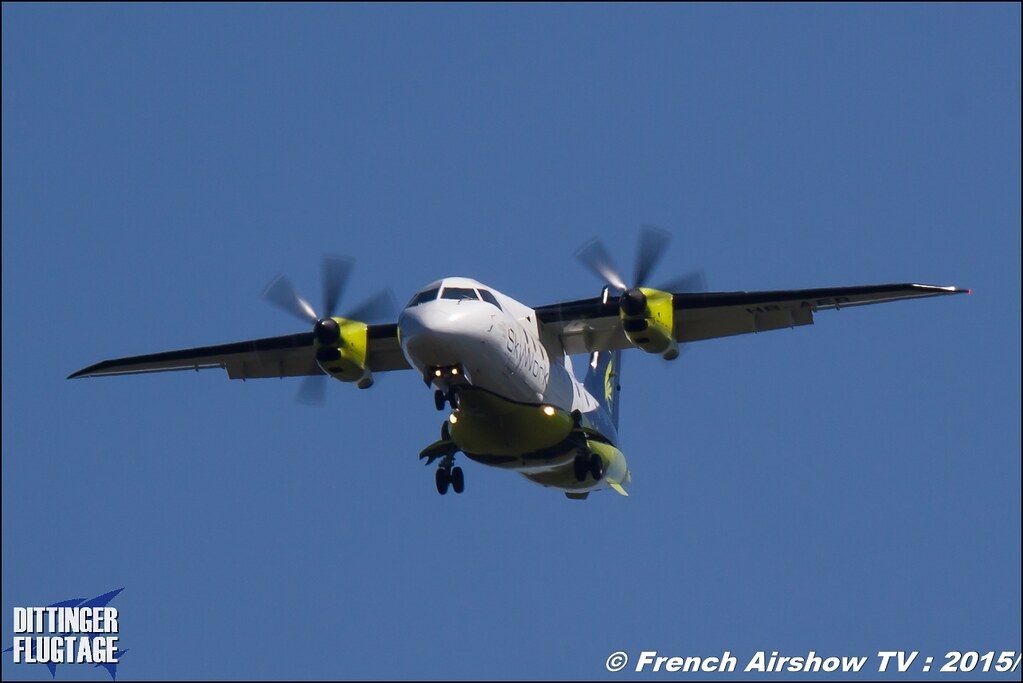HB-AER, SkyWork Airlines Dornier 328-110, Dornier Do.328 HB-AER, SkyWork Airlines, DITTINGER FLUGTAGE 2015 , Internationale Dittinger Flugtage , Dittingen Flugtage 2015 , Suisse Airshow , Dittinger Flugtage, Meeting Aerien 2015