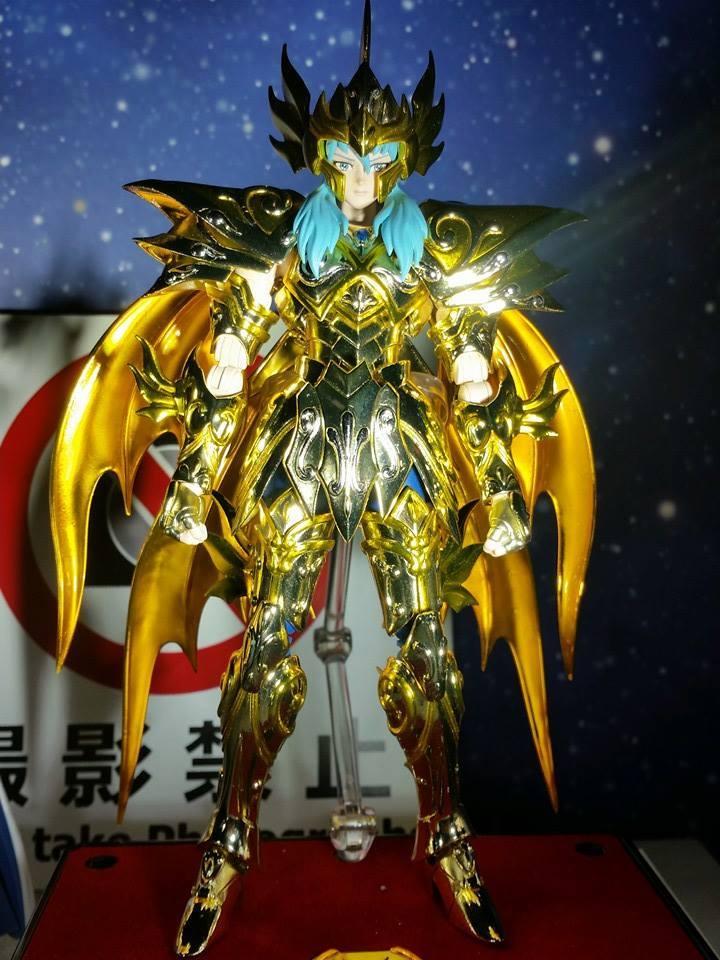 Myth Cloth EX Pisces Aphrodite God Cloth (Soul of Gold)