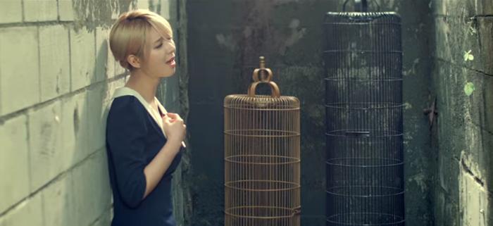 ChoA, do AOA, lança música solo - confira Flame