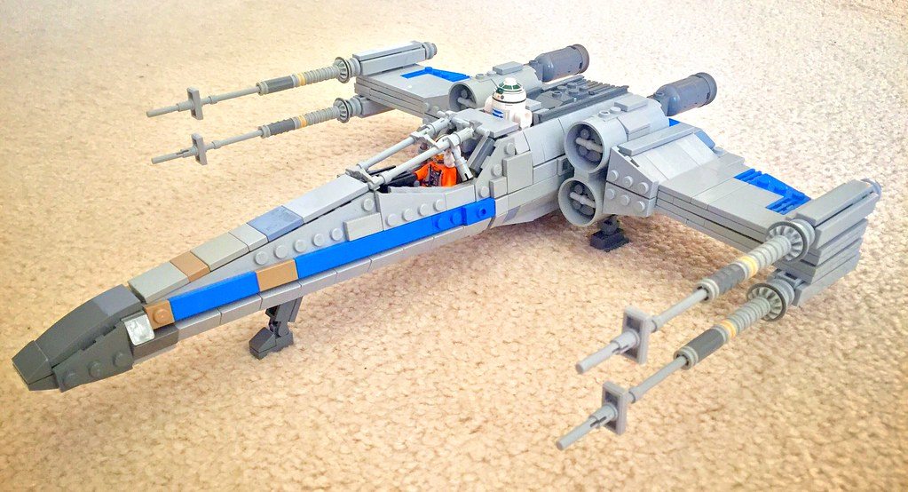 lego x wing instructions 75149