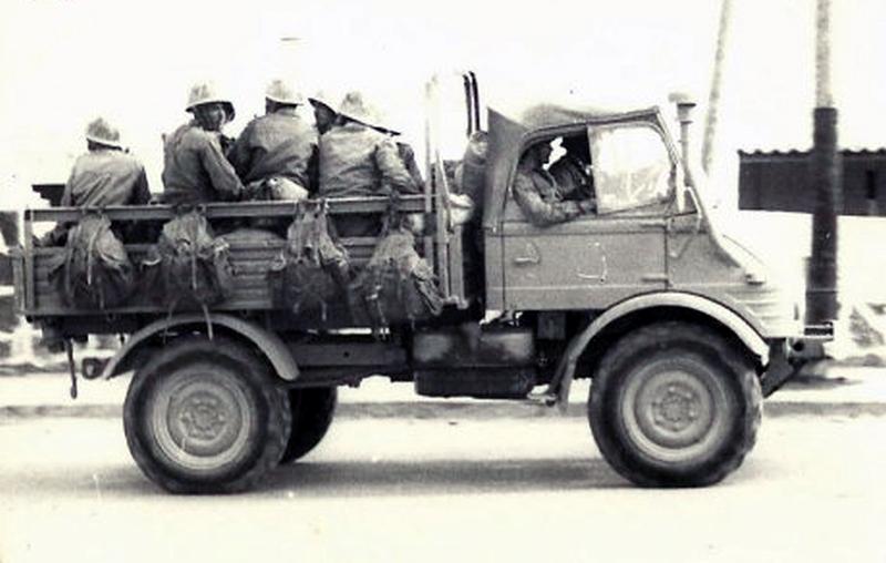 Les FAR durant la Marche Verte 1975 31662254143_73edc09727_o