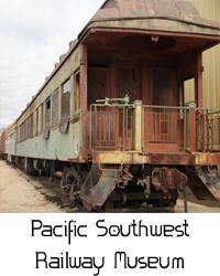 pacific railway museum