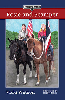 Rosie and Scamper (Sonrise Stable #1) by Vicki Watson