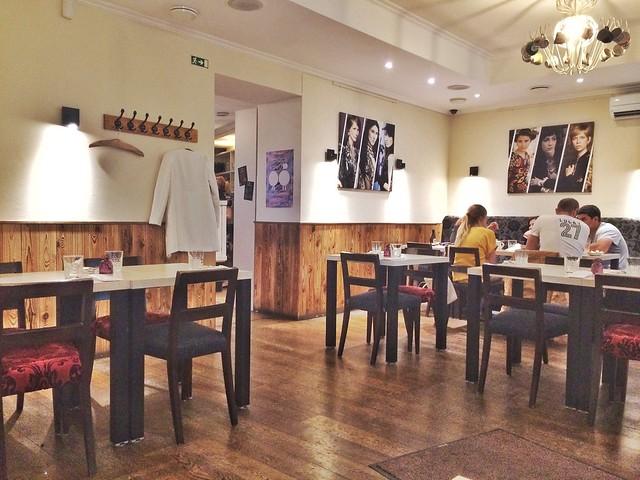 Kohvik Moon de Tallin