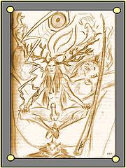 Kritzelkrakel 05 Der Sonnendurst