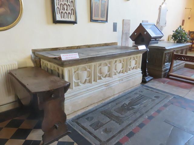 2nd Baron Cobham memorial