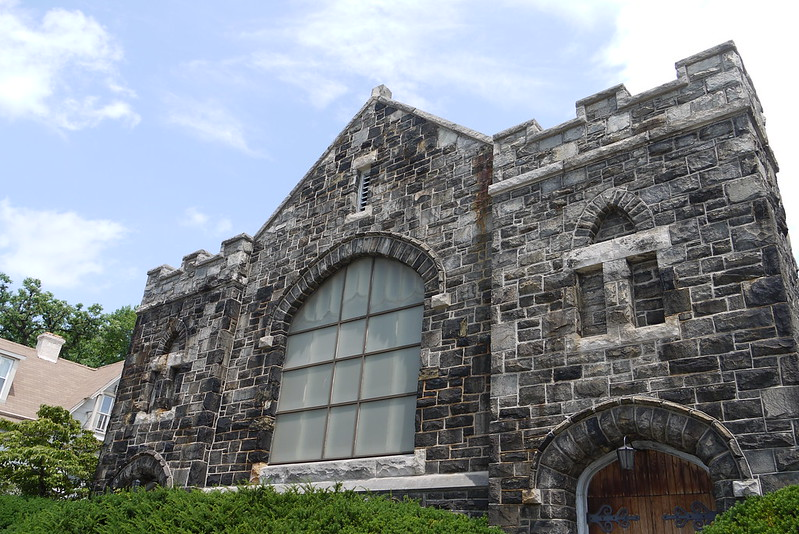 Former Roland Avenue Methodist Episcopal Church, 4001 Roland Avenue, Baltimore, MD 21211