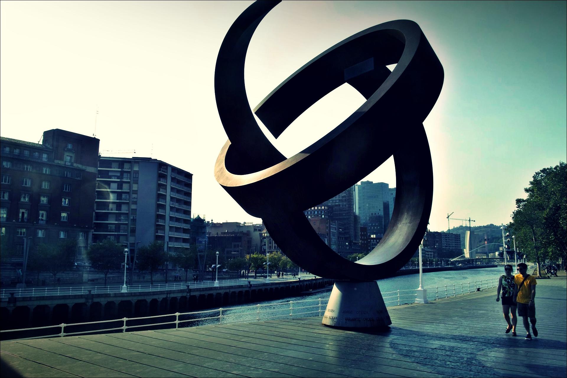 산책-'카미노 데 산티아고 북쪽길. 빌바오. (Camino del Norte - Bilbao)'
