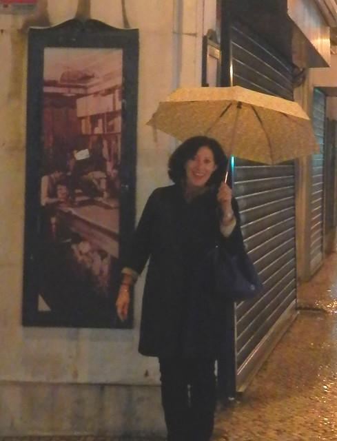 Una lluvia portuguesa