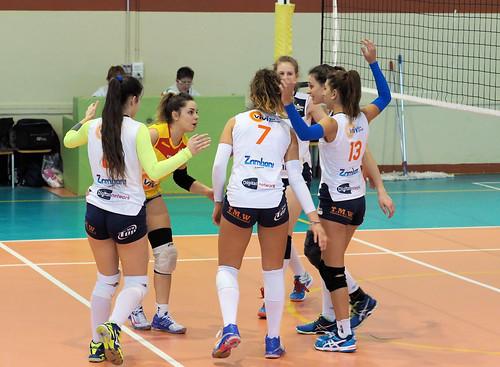 VIVIgas Verona Volley - NEW VOLLEY Vicenza Est