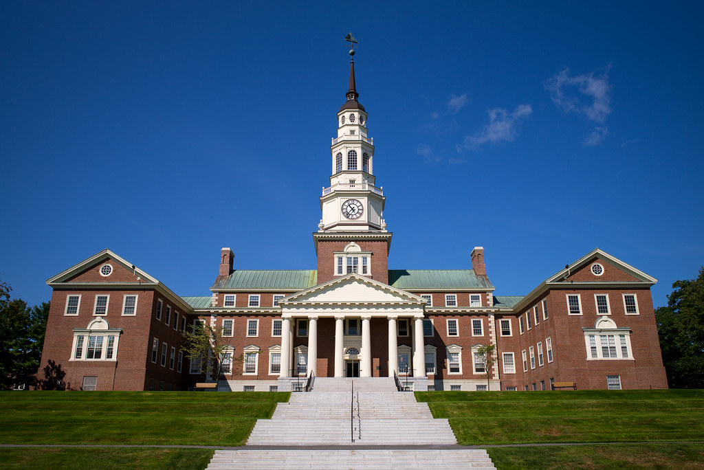 colby college miller library