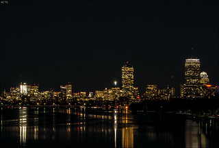 Boston, MA [2] – View from University Bridge | by Photography in things
