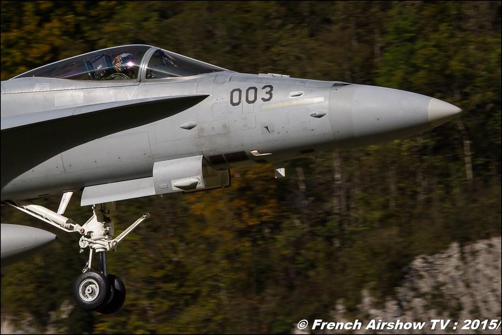 Base Aérienne Meiringen, Schweizer Luftwaffe ,F-18 Hornet Swiss , spotter ,Axalp 2015 ,Exercices de tir d'aviation Axalp , fliegerschiessen axalp 2015, Meeting Aerien 2015