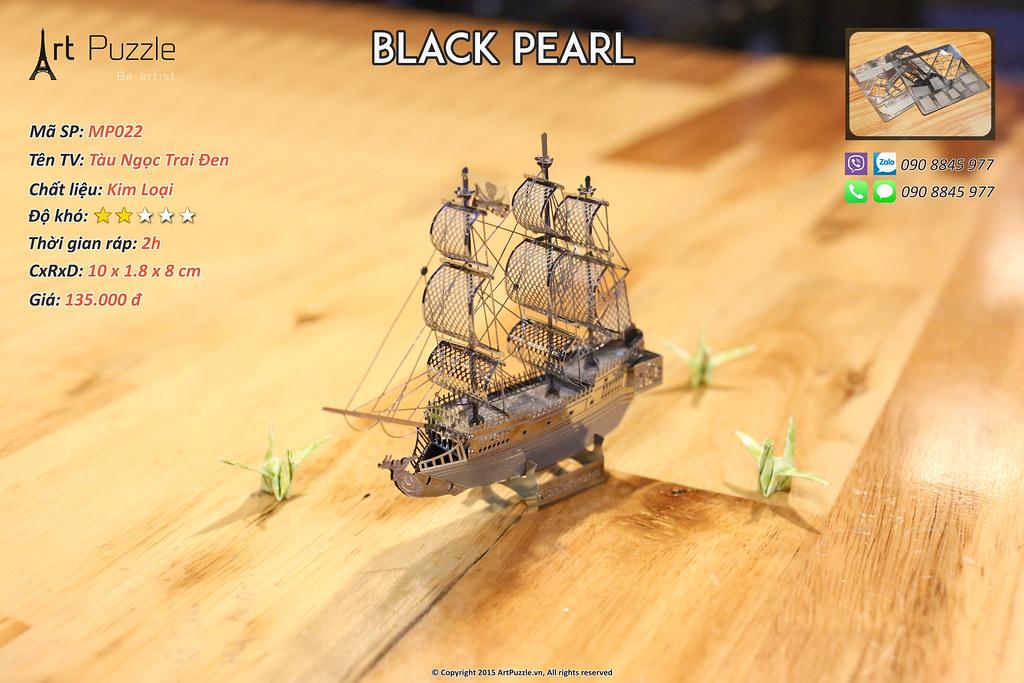 Art Puzzle - Chuyên mô hình kim loại (kiến trúc, tàu, xe tăng...) tinh tế và sắc sảo - 35