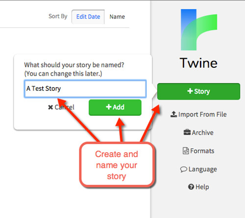Twine Tutorial 2 | by Dogtrax