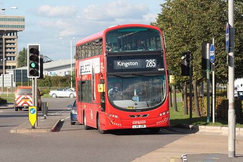 London United VH39 LJ15JZR