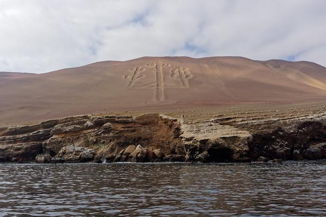 Kandelabr Paracas