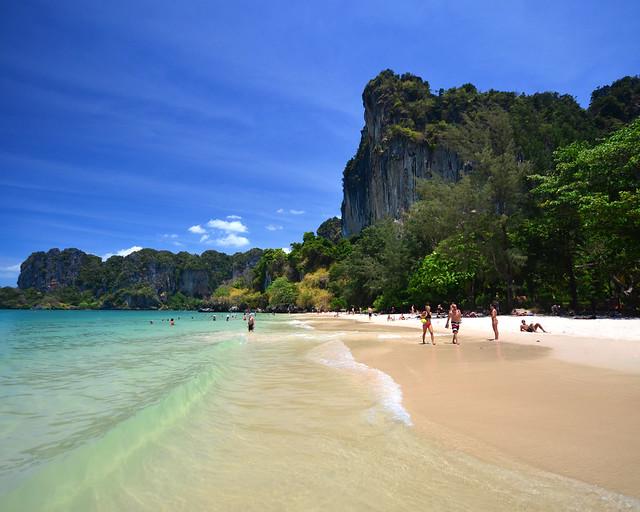 Playas paradisíacas de Tailandia