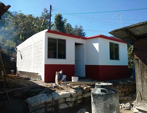 Entregarán primeras casas a damnificados que pusieron terreno