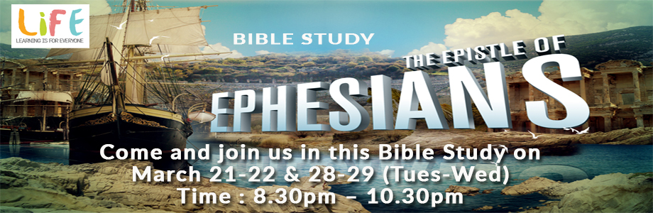 ephesians bible study wen