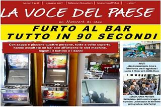 Noicattaro. Prima pagina n. 8-2017 front
