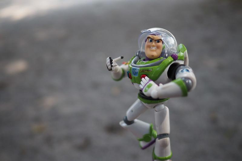 巴斯光年 Buzz Lightyear|日月潭 Sunmoon Lake