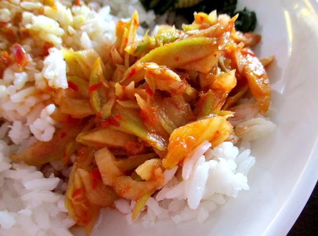 Mia Cafe & Restaurant sambal buah kedundong