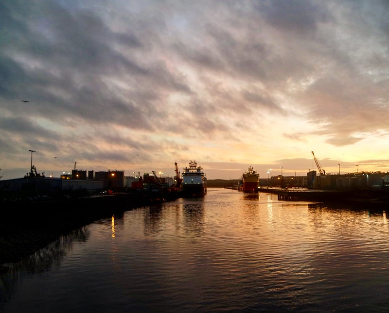 Río Dee, Aberdeen