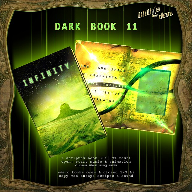 LD Dark Book 11 - infinity