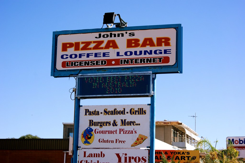 John's Pizza Bar