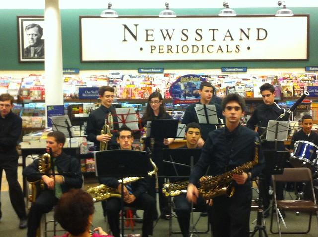 2013 - 2014 Band