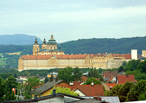 Austria-00484 - Melk Abbey | by archer10 (Dennis) 165M Views