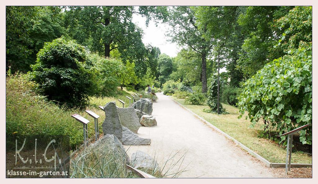 Praha Prag Prague, Botanischer Garten Der Uni, Ein Wunderb