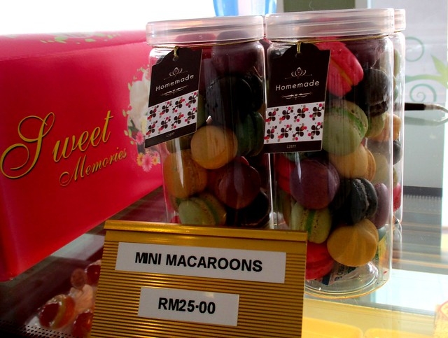 Mini macarons 1