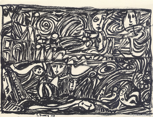 Above And Below | by Peter Seelig