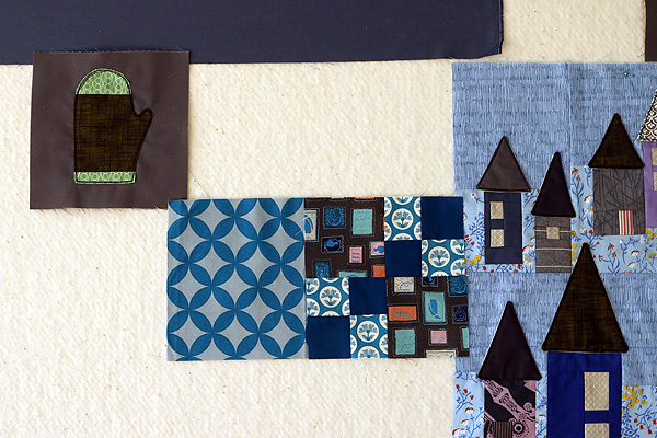 4-Penny Patches {Penny  Sampler}