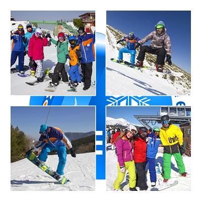 Snowboard Econieve