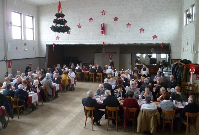 8 Janvier 2017 - Repas des Anciens