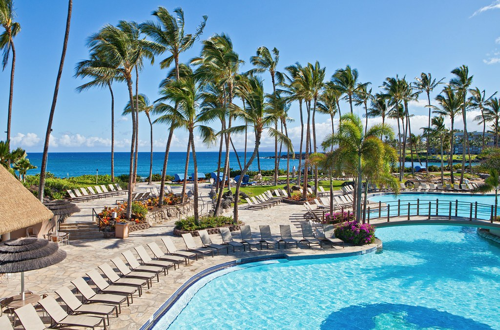 Hilton Waikoloa Village Pool