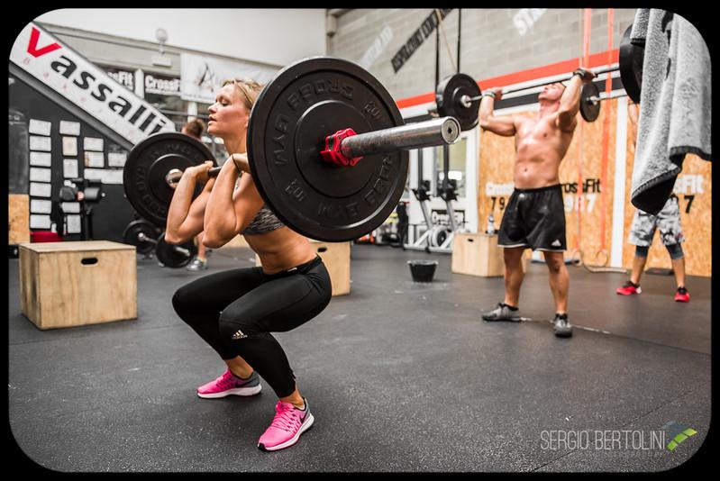 CrossFit 7987: WOD #2