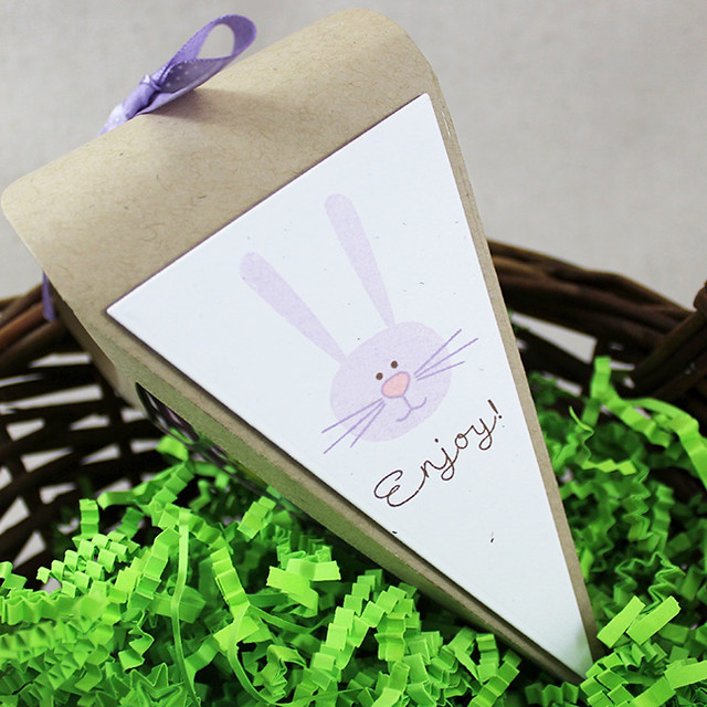 Enjoy Bunny Box Front
