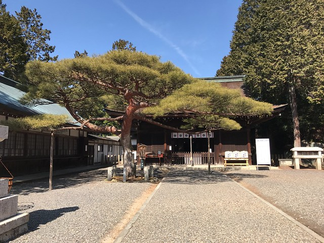 尾張富士 大宮浅間神社 本殿