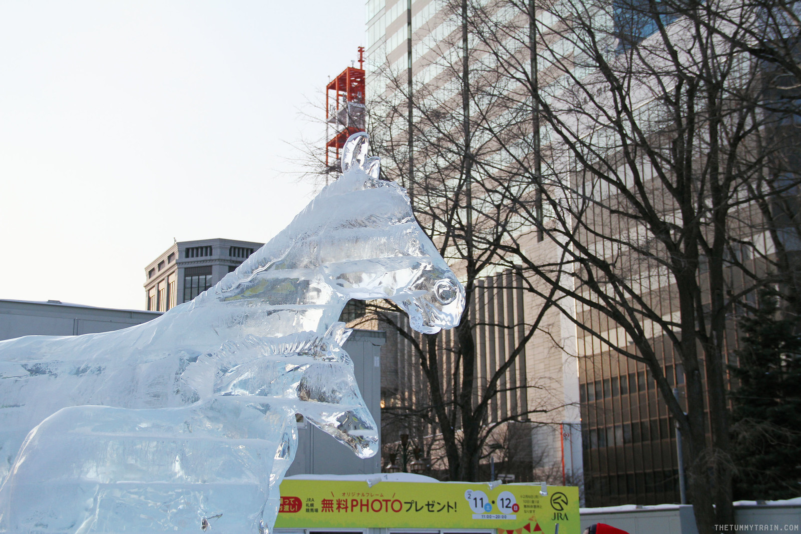 32763857452 425cb5f42d h - Sights, Sounds, and Smells at the 68th Sapporo Snow Festival at Odori Park