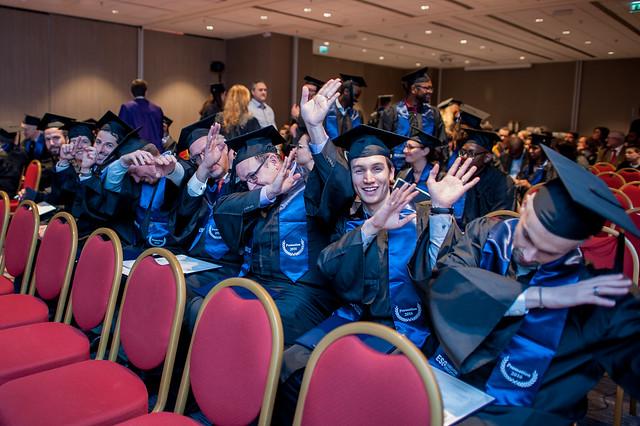 Gala Remise des Diplômes Executive MBA ESG